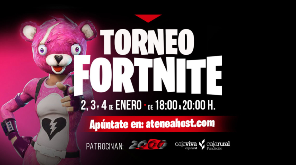 Torneo Fortnite Burgos