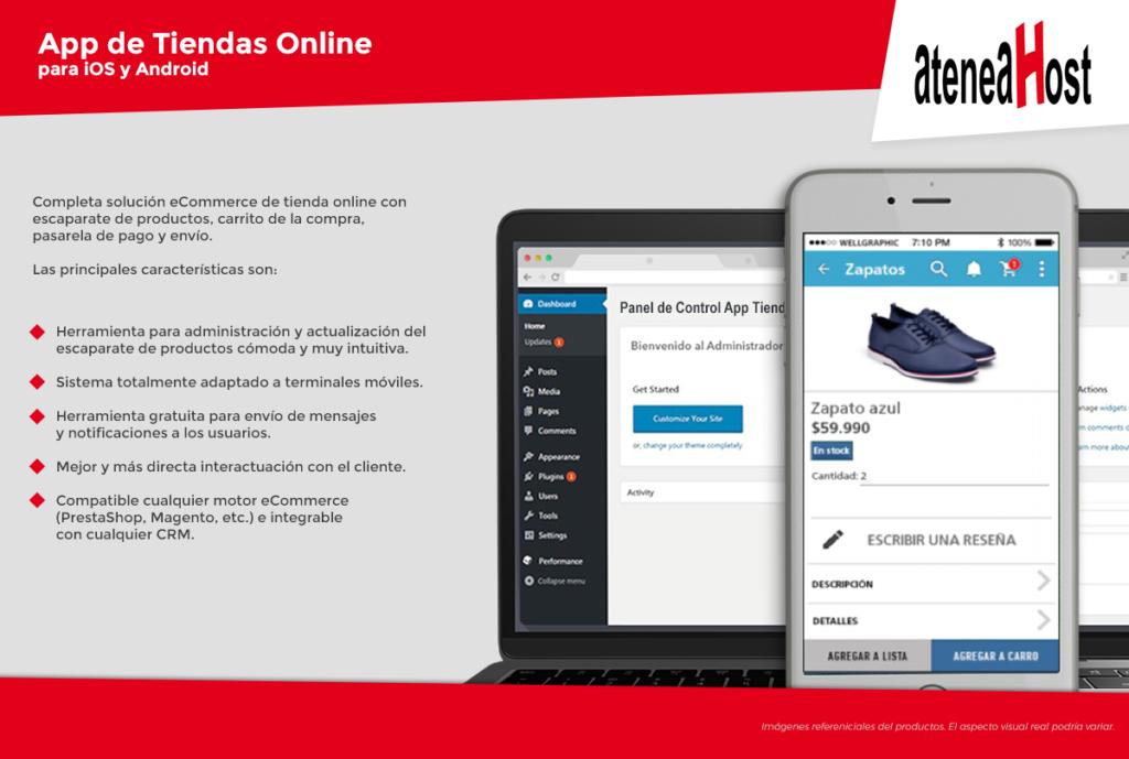 APP Tiendas Online